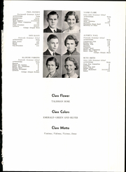Page 13, 1937 Edition, Roosevelt High School - Ranger Yearbook (Portland, OR) online yearbook collection