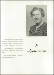 Page 11, 1953 Edition, Roosevelt High School - Ranger Yearbook (Portland, OR) online yearbook collection
