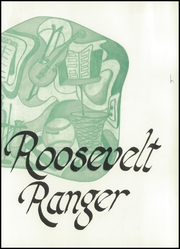 Page 7, 1953 Edition, Roosevelt High School - Ranger Yearbook (Portland, OR) online yearbook collection