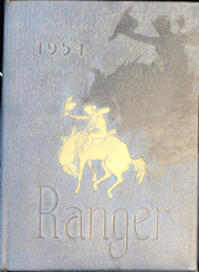Page 1, 1954 Edition, Roosevelt High School - Ranger Yearbook (Portland, OR) online yearbook collection