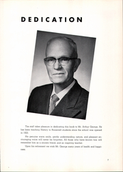 Page 11, 1954 Edition, Roosevelt High School - Ranger Yearbook (Portland, OR) online yearbook collection
