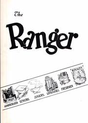 Page 6, 1954 Edition, Roosevelt High School - Ranger Yearbook (Portland, OR) online yearbook collection