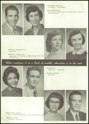Page 14, 1956 Edition, Roosevelt High School - Ranger Yearbook (Portland, OR) online yearbook collection