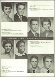 Page 16, 1956 Edition, Roosevelt High School - Ranger Yearbook (Portland, OR) online yearbook collection