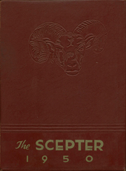 1950 Edition, Central Catholic High School - Scepter Yearbook (Portland, OR)