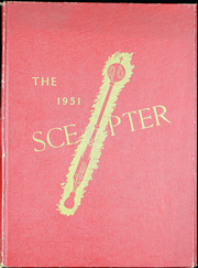 1951 Edition, Central Catholic High School - Scepter Yearbook (Portland, OR)