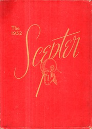 1952 Edition, Central Catholic High School - Scepter Yearbook (Portland, OR)