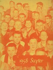 1958 Edition, Central Catholic High School - Scepter Yearbook (Portland, OR)