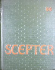 1966 Edition, Central Catholic High School - Scepter Yearbook (Portland, OR)