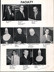 Page 11, 1966 Edition, Central Catholic High School - Scepter Yearbook (Portland, OR) online yearbook collection
