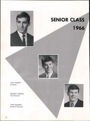 Page 16, 1966 Edition, Central Catholic High School - Scepter Yearbook (Portland, OR) online yearbook collection