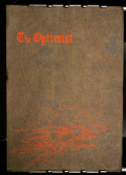 Forest Grove Union High School - Optimist Yearbook (Forest Grove, OR) online yearbook collection, 1929 Edition, Page 1