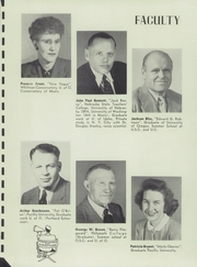 Page 11, 1947 Edition, Forest Grove Union High School - Optimist Yearbook (Forest Grove, OR) online yearbook collection