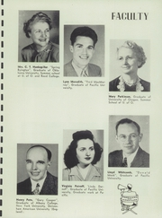 Page 13, 1947 Edition, Forest Grove Union High School - Optimist Yearbook (Forest Grove, OR) online yearbook collection