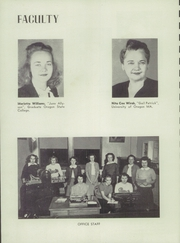 Page 14, 1947 Edition, Forest Grove Union High School - Optimist Yearbook (Forest Grove, OR) online yearbook collection