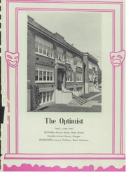 Page 3, 1947 Edition, Forest Grove Union High School - Optimist Yearbook (Forest Grove, OR) online yearbook collection