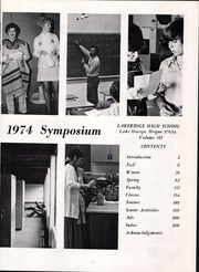 Page 5, 1974 Edition, Lakeridge High School - Symposium Yearbook (Lake Oswego, OR) online yearbook collection
