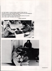 Page 9, 1974 Edition, Lakeridge High School - Symposium Yearbook (Lake Oswego, OR) online yearbook collection