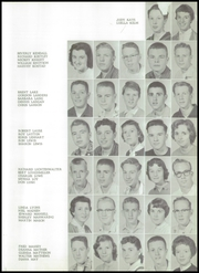 Page 13, 1958 Edition, North Eugene High School - Tartan Yearbook (Eugene, OR) online yearbook collection