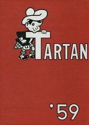 1959 Edition, North Eugene High School - Tartan Yearbook (Eugene, OR)