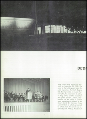 Page 8, 1959 Edition, North Eugene High School - Tartan Yearbook (Eugene, OR) online yearbook collection