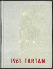 1961 Edition, North Eugene High School - Tartan Yearbook (Eugene, OR)