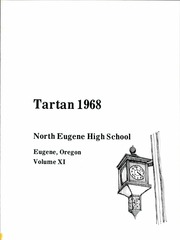 Page 5, 1968 Edition, North Eugene High School - Tartan Yearbook (Eugene, OR) online yearbook collection