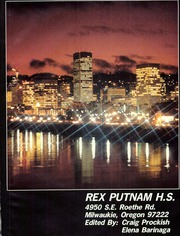 Page 3, 1985 Edition, Rex Putnam High School - Sceptre Yearbook (Milwaukie, OR) online yearbook collection