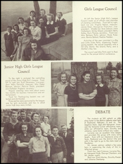 Page 11, 1940 Edition, Bend High School - Bear Tracks Yearbook (Bend, OR) online yearbook collection