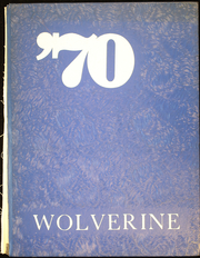 Alsea High School - Wolverine Yearbook (Alsea, OR) online yearbook collection, 1970 Edition, Page 1