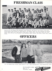 Page 10, 1970 Edition, Alsea High School - Wolverine Yearbook (Alsea, OR) online yearbook collection
