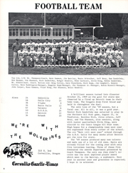Page 12, 1970 Edition, Alsea High School - Wolverine Yearbook (Alsea, OR) online yearbook collection
