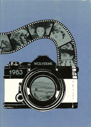 Alsea High School - Wolverine Yearbook (Alsea, OR) online yearbook collection, 1983 Edition, Page 1