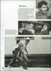 Page 16, 1985 Edition, Alsea High School - Wolverine Yearbook (Alsea, OR) online yearbook collection