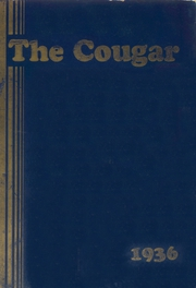 1936 Edition, Canby High School - Cougar Yearbook (Canby, OR)