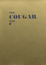 1939 Edition, Canby High School - Cougar Yearbook (Canby, OR)