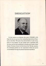 Page 11, 1951 Edition, Canby High School - Cougar Yearbook (Canby, OR) online yearbook collection