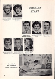 Page 12, 1951 Edition, Canby High School - Cougar Yearbook (Canby, OR) online yearbook collection
