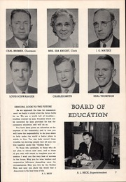 Page 15, 1951 Edition, Canby High School - Cougar Yearbook (Canby, OR) online yearbook collection