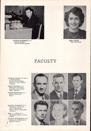 Page 16, 1951 Edition, Canby High School - Cougar Yearbook (Canby, OR) online yearbook collection