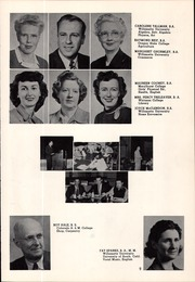 Page 17, 1951 Edition, Canby High School - Cougar Yearbook (Canby, OR) online yearbook collection