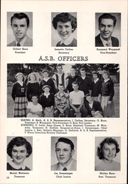 Page 18, 1951 Edition, Canby High School - Cougar Yearbook (Canby, OR) online yearbook collection