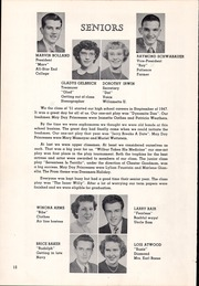 Page 20, 1951 Edition, Canby High School - Cougar Yearbook (Canby, OR) online yearbook collection
