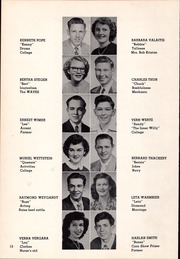 Page 24, 1951 Edition, Canby High School - Cougar Yearbook (Canby, OR) online yearbook collection