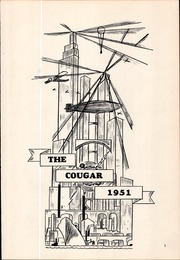 Page 9, 1951 Edition, Canby High School - Cougar Yearbook (Canby, OR) online yearbook collection