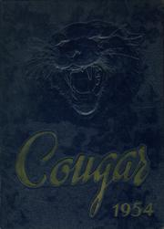 1954 Edition, Canby High School - Cougar Yearbook (Canby, OR)