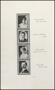 Page 10, 1917 Edition, Tillamook High School - Kilchis Yearbook (Tillamook, OR) online yearbook collection