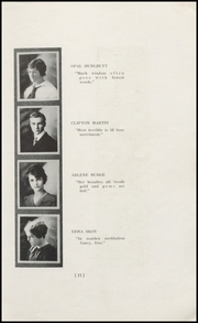Page 13, 1917 Edition, Tillamook High School - Kilchis Yearbook (Tillamook, OR) online yearbook collection