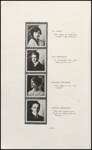 Page 14, 1917 Edition, Tillamook High School - Kilchis Yearbook (Tillamook, OR) online yearbook collection