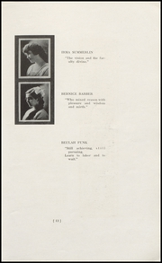 Page 15, 1917 Edition, Tillamook High School - Kilchis Yearbook (Tillamook, OR) online yearbook collection